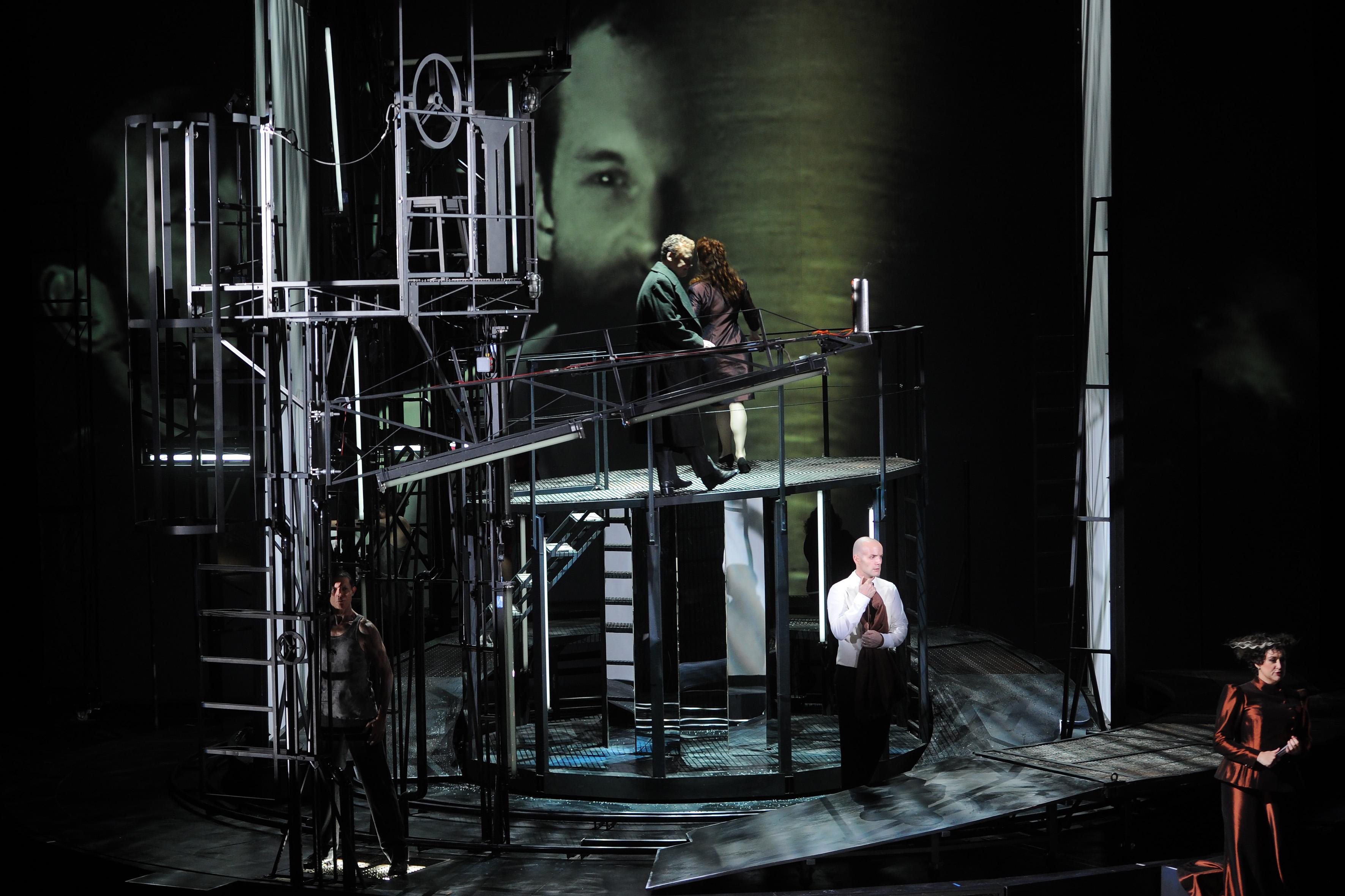 NANCY : Opera Pre generale Owen Wingrave